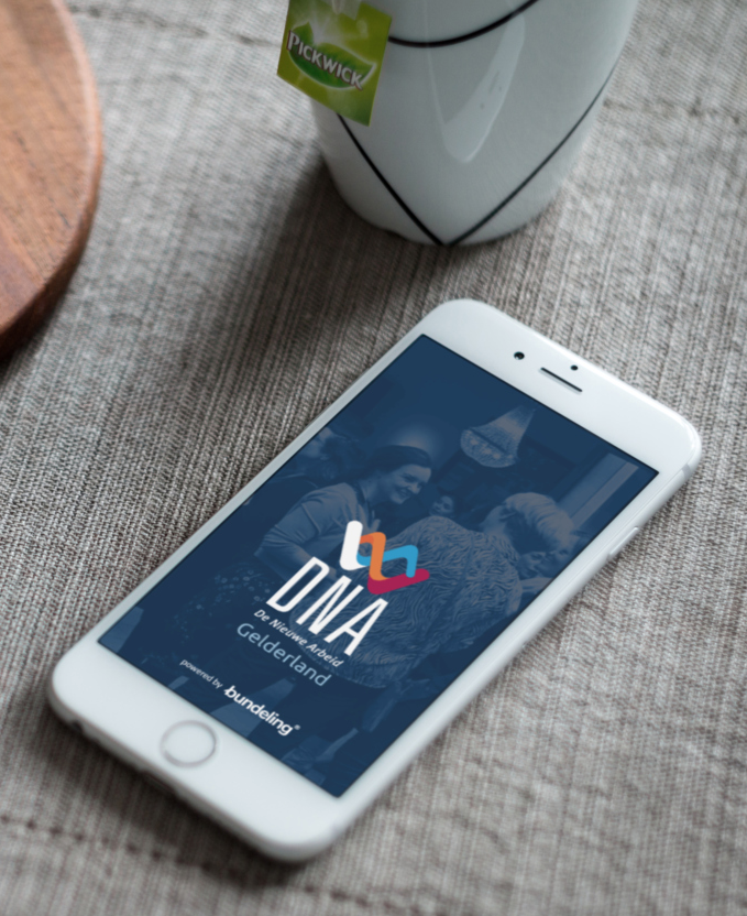 DNA app